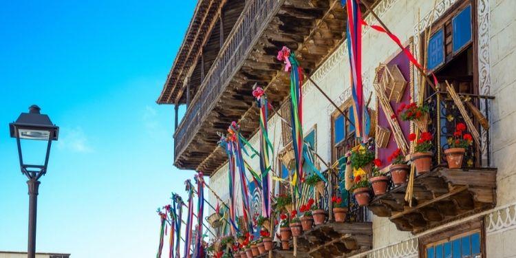 La Casa de los Balcones se incorpora ala familia de Auidoguíame ofreciendo visitas audioguiadas con nuestro sistema de audioguías.